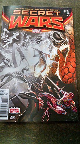 Secret Wars 1 personalized store variant 1 per Diamond account in hand NM - Store Account