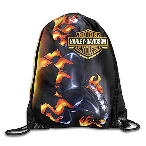 Harley Davidson Book Bag - 7