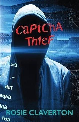 book cover of Captcha Thief