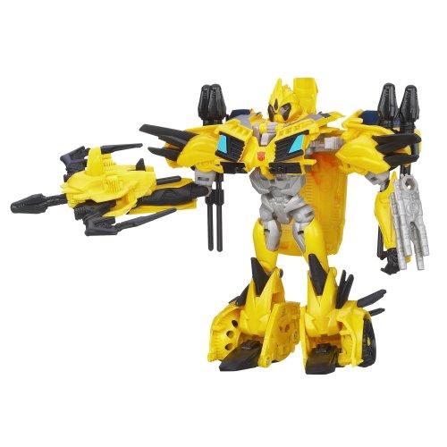 Transformers Prime Beast Hunters Deluxe Class Bumblebee Figure 5 Inches (Deluxe Bumblebee)