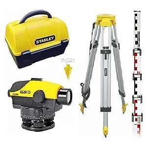 Stanley 1-77-160 - AL-24 GVP Kit nivel óptico