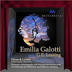 Emilia Galotti (Hören & Lernen)