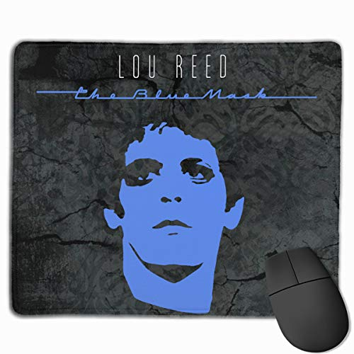 - Lou Reed Medium Professional Mouse Pat & Computer Game Mouse Mat