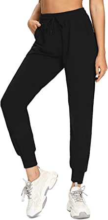 CTHH High Waist Yoga Pants with Pockets for Women Tummy Control Yoga Leggings 4 Way Stretch Workout Pants