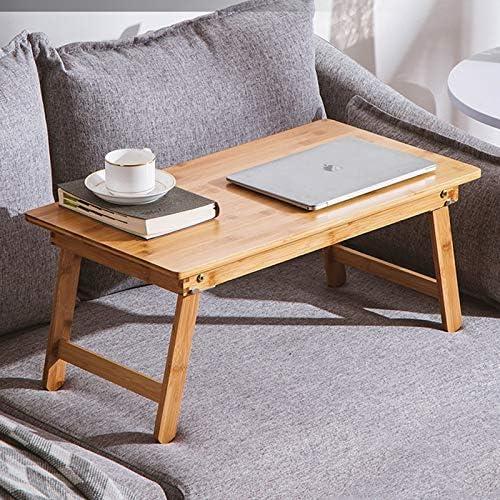 Laptop Laptop Table Lsxlsd Laptop Desk Size : 60x25.5x66cm Lazy Table with Fan Cooling Portable Notebook Stand