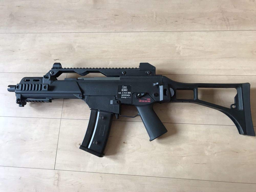 UMAREX/H&K/G36C/電動ガン/電動ブローバック//東京マルイ/ドイツ軍 303 B07S2MTXRV