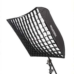 Phottix Easy Up 90x90 - Ventana de luz para iluminación fotográfica (con grid)