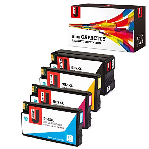 JetSir Compatible Replacement for HP 952 952XL Ink Cartridge