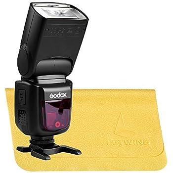 Godox Ving V860II-S 2.4G TTL Li-on Battery Camera Flash Speedlite for Sony HVL-F60M, HVL-F43M, HVL-F32M