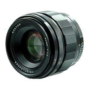Voigtlander Nokton 40mm f/1.2 Aspherical Lens for Sony E-Mount