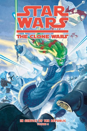 Star Wars  The Clone Wars  In Service Of The Republic 3  Blood And Snow