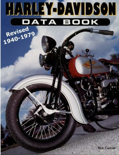 Harley-Davidson Data Book Revised 1940-1979