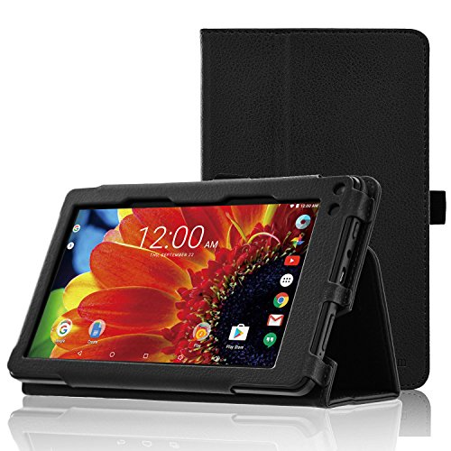 ACdream RCA Voyager 7 Case, Folio Premium PU Leather Cover Case for RCA Voyager 7