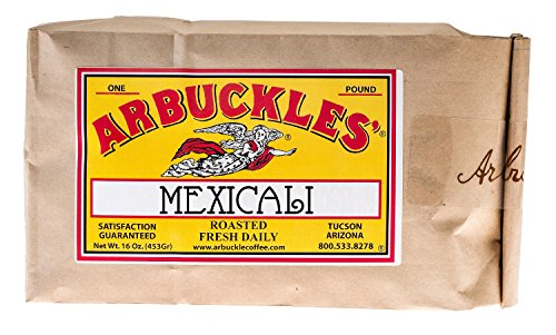 (Arbuckle's Autodrip Ground Coffee (Mexicali))