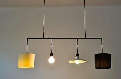 Plafoniere E Lampadari : Zxdd lampade a sospensione plafoniere nordic simple modern e