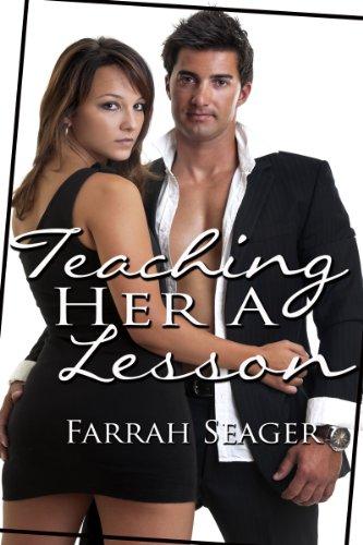 Men's Erotica: Teaching Her A Lesson