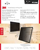 3M Framed Privacy Filter for Widescreen Desktop LCD/CRT Monitor (PF319W)