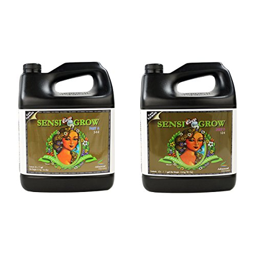 (Advanced Nutrients pH Perfect Sensi Grow Coco Part A+B Soil Amendments, 4 L)