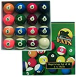 Minnesota Fats MFA41655 Regulation Ball Set