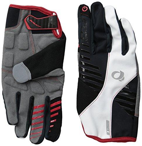 Pearl Izumi - Ride Men's Cyclone Gel Glove, White, (Pearl Izumi Full Finger)