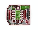 NCAA University of Oklahoma Memorial Stadium Replica - 2016