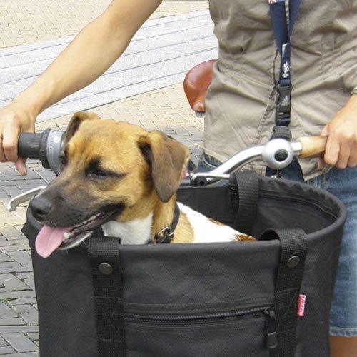 Rixen & Kaul - KLICKfix Doggy, Bicycle Small Pet Bag by KlickFix