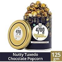 4700BC Nutty Tuxedo Chocolate Popcorn, Tin, 125g