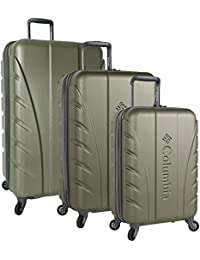 Cascade Range 3 Piece Hardside Suitcase Set (28