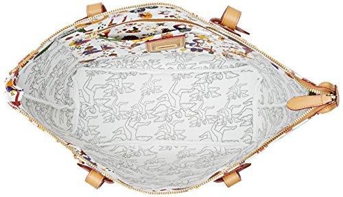 piero guidi 213994088, Borsa a Spalla Donna, 31.5x28.5x12.5 cm (W x H x L) Bianco