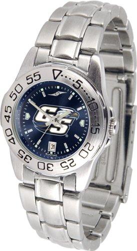 Linkswalker Georgia Southern Eagles Ladies' Sport Steel Anochrome Watch ()