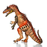 STP-US Realistic Cryolophosaurus Model Toy Jurassic Dinosaurs Action Figure Christmas Birthday Gift to Kids