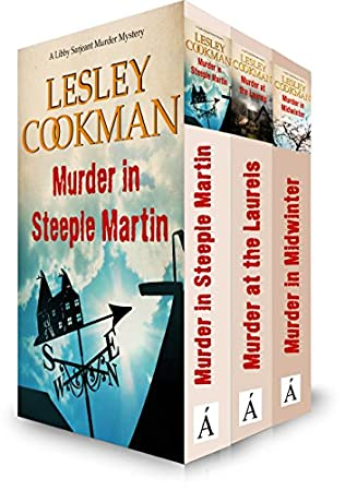 book cover of A Libby Sarjeant Murder Mystery Boxset Vol 1