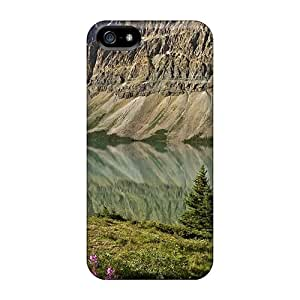 New Premium Flip Case Cover Canadian Beauty Skin Case For Iphone 5/5s