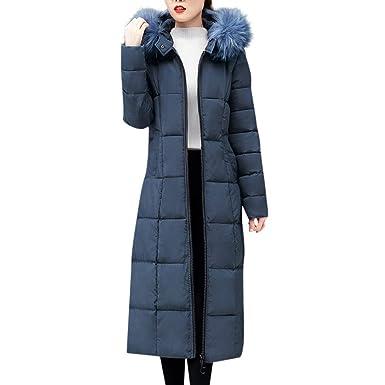 Cappotto Donna,ITISME Cappotto Donna Elegante Piumino