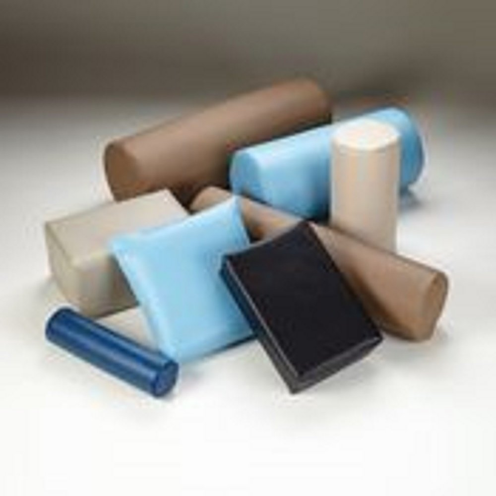 Patterson Medical Positioning Bolsters Multiset Bolster 3'' x 12, Bolster 6'' x 12'', Rectangle 8'' x 12'' x 3'', Taupe