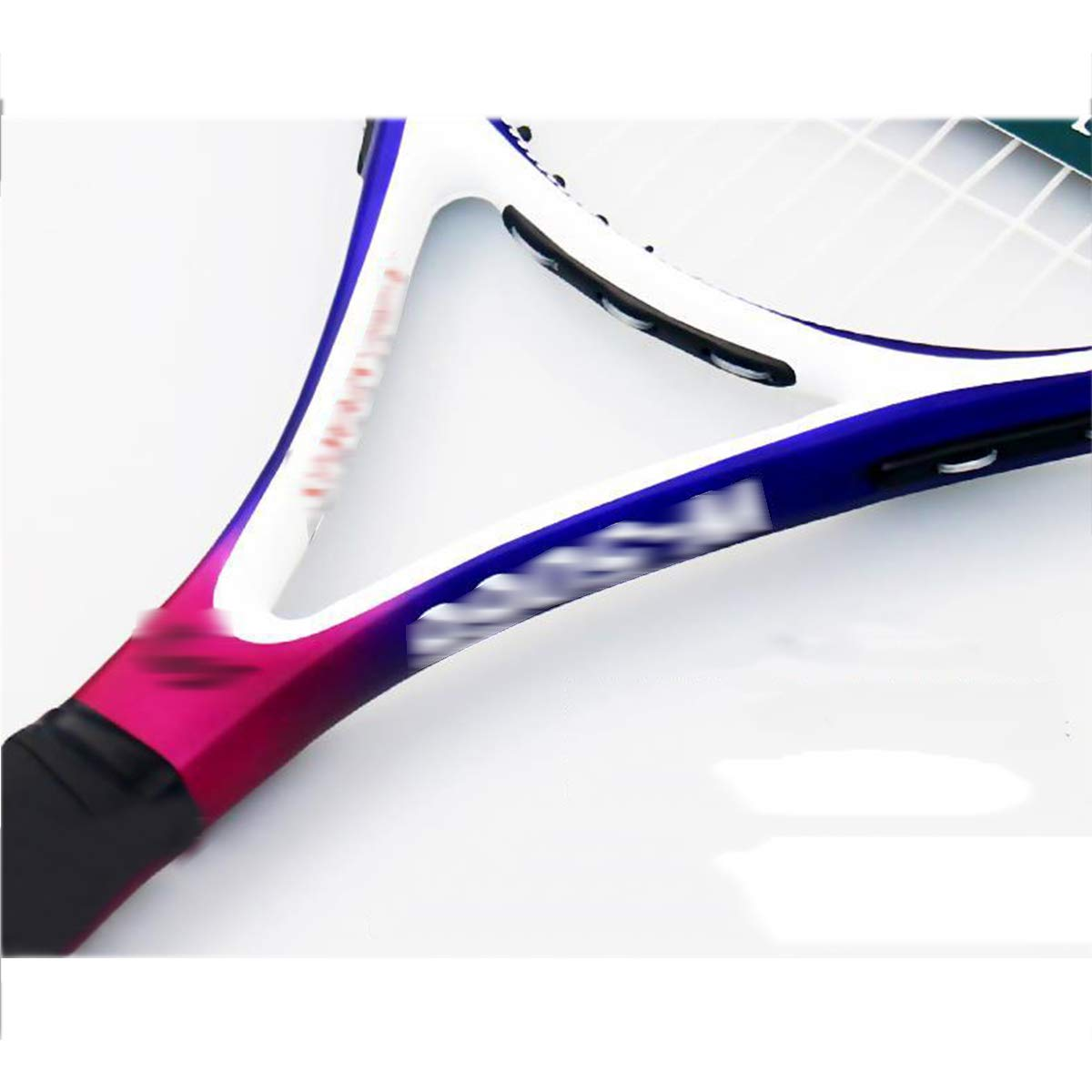 Amazon.com: Tennis Racket Professional Ultra Light Unisex Single Shot Carbon Composite Single Training Game Tennis Racket: Home Improvement