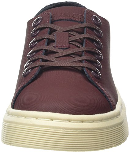 Dr. Dr. Martens Unisex Dante Ajax 6-eye Leather Sneakers Old Oxblood Mår Unisex Dante Ajax 6-eye Læder Sneakers Gammel Oxblood Capl9a