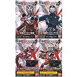 SHODO-X 仮面ライダー4 [アソート4種セット (1.龍騎/3.ナイト/4.ドラグレッダー(A-Side)/5.ドラグレッダー(B-Side))]