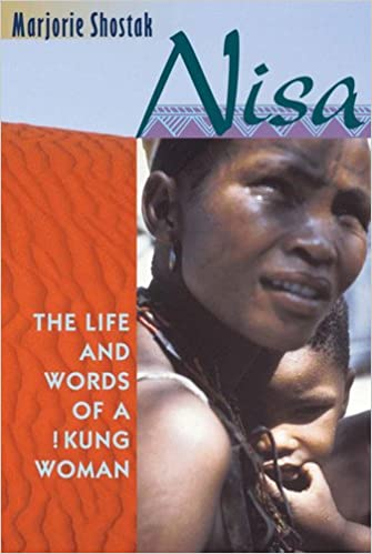 Nisa The Life And Words Of A Kung Woman Amazonde Marjorie