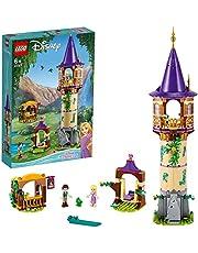 LEGO ǀ Disney Rapunzels toren 43187 leuke bouwset voor kinderen (369 onderdelen)