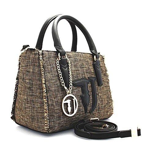 TRUSSARDI JEANS Tasche ISCHIA Damen Bronze - 75B001809Y099999K299