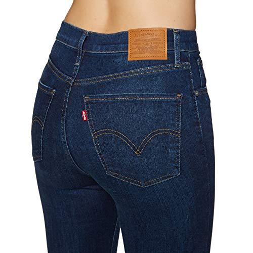 Levis Jeans Levis 22791 Mile High Super Skinny Bleu