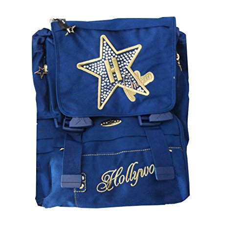 nbsp;x nbsp;x Hollywood Red 139120 26 41 nbsp;Extendable Trading d02101 Backpack 30 Viscio Fabric nbsp;cm Fashion wBUpxfn7