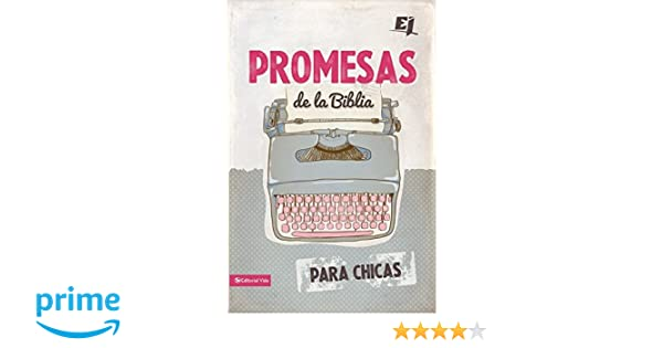 Promesas de la Biblia para chicas (Especialidades Juveniles) (Spanish Edition): Zondervan: 0639390765512: Amazon.com: Books