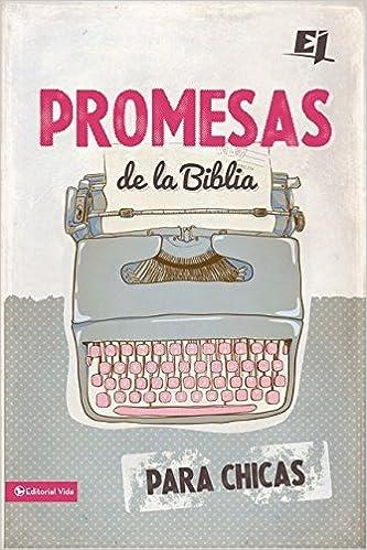 Promesas de la Biblia para chicas Especialidades Juveniles: Amazon.es: Zondervan: Libros