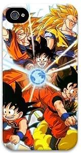 Amazon.com: Dragon Ball Z Goku Iphone 4/ 4S Hard Case