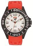 Ducati Corse 2015 Sport Watch Quartsz Black Red & White 987691031