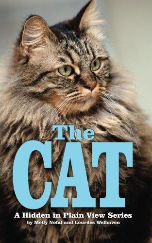 The Cat: The Password Organizer Log That Looks Like a Regular Book (Hidden in Plain View) (Volume 4)