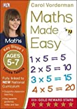 Maths Made Easy Times Tables Ages 5-7 Key Stage 1 (Carol Vorderman's Maths Made Easy)