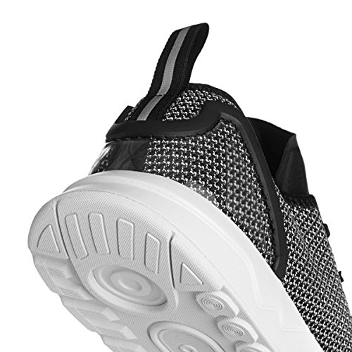 Adidas Zx Flux Adv Hombres Sneakers Gris Blanco-negro